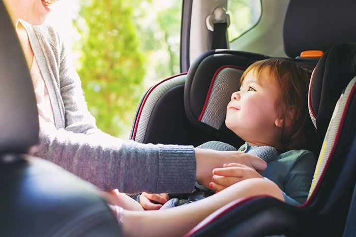Car Seat Inspection Services